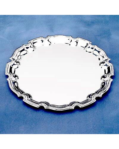 "Salver - 10"" Chippendale"