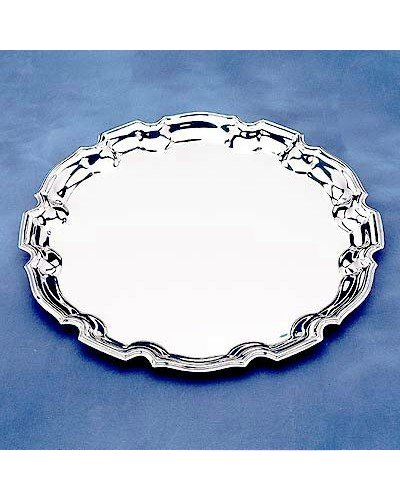 "Salver - 12"" Chippendale"