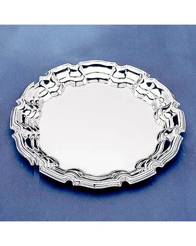 "Salver - 7"" Chippendale"