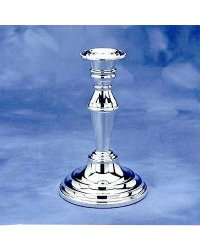 Candlestick - Classic Tall With Beaded Edge Design