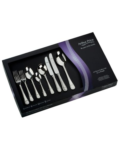 44 Piece Set In Gift Box - AP Classic Rattail