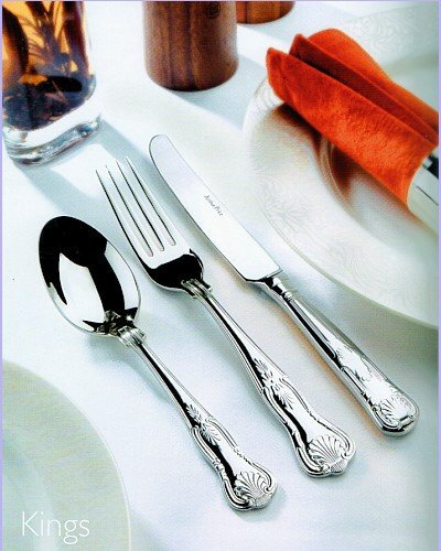 Dessert Spoon - AP Classic Kings (4 Available)