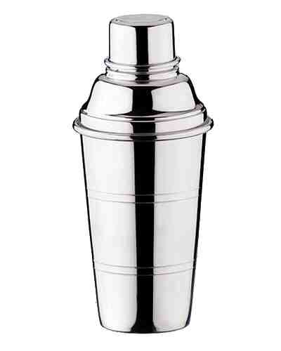 Cocktail Shaker (Silver Plate)