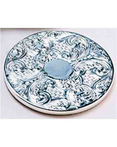 Drinks Mat (Silver Plate)