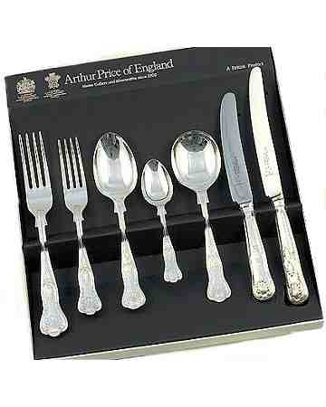 7 Piece Set In Gift Box - APoE Sterling Silver Kings
