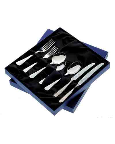 7 Piece Set In Gift Box APoE Stainless Steel Rattail