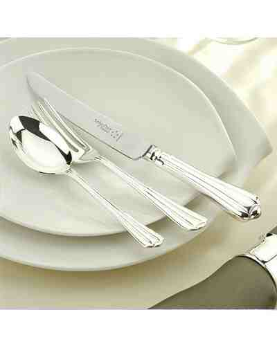 Steak Knife - APofE Sterling Silver Royal Pearl