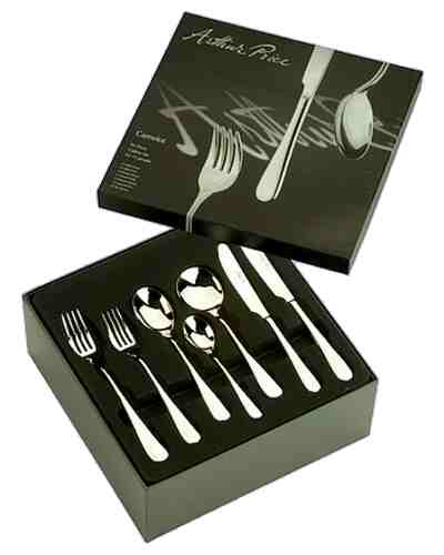 42 Piece Set In Gift Box - AP Signature - Camelot