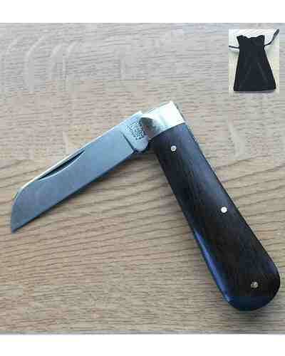 Farmers Blade Pocket Knife Rosewood Handle by A Wright