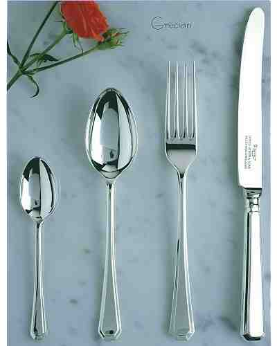 60 Piece Set - Elkington EPNS Grecian