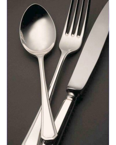 44 Piece Set (Loose) - Sheffield Cutlery EPNS 10 Micron Grecian