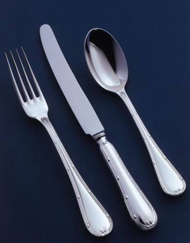124 Piece Set (Loose) - Sheffield Cutlery EPNS 20 Micron R+B