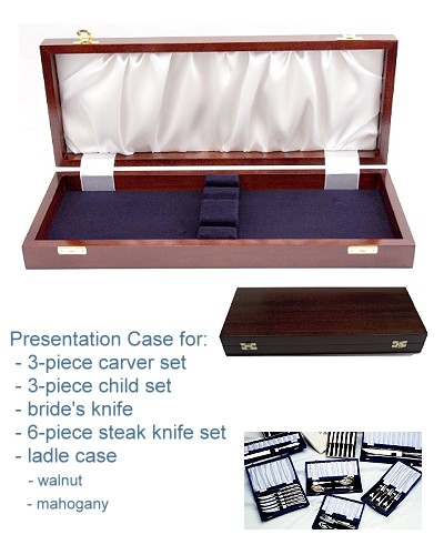 3-Piece Carver Set Presentation Box