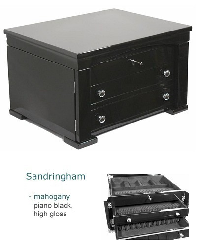 Sandringham Cabinet <font size=&quot;1&quot;>Click For Options</font>
