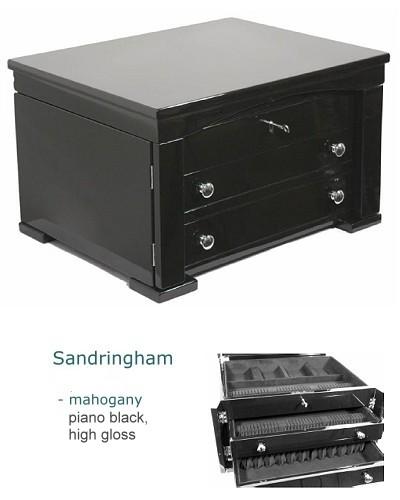 Sandringham Cabinet <font size=&quot;1&quot;>Click For Options</font>